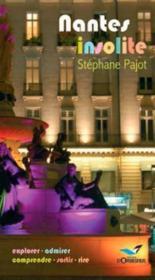 Nantes insolite (édition 2012) - Couverture - Format classique