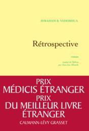 Rétrospective - Couverture - Format classique