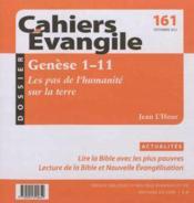 Recit Des Origines (Genese 1-11) Ce161 - Couverture - Format classique