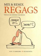 Regags - Couverture - Format classique