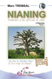 Nianing, l'odyssée t.1 - Couverture - Format classique
