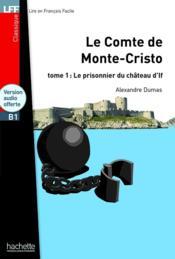 Le comte de Monte-Cristo t.1 - Couverture - Format classique