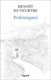 Polémiques - Couverture - Format classique