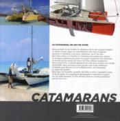 Catamarans, un art de vivre - 4ème de couverture - Format classique