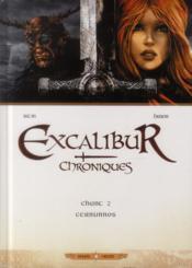Excalibur ; chroniques T.2 ; Cernunnos - Couverture - Format classique