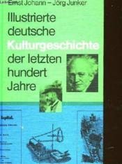Deutsche Kulturgeschichte - Couverture - Format classique