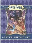 Harry potter: letter writing set - Couverture - Format classique