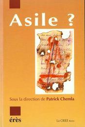 Asile - Intérieur - Format classique