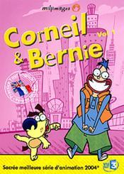 Corneil Et Bernie - Vol. 1 - Couverture - Format classique