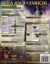 Warcraft strategy guide (2e édition) - 4ème de couverture - Format classique