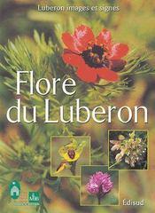 Flore du Luberon - Couverture - Format classique