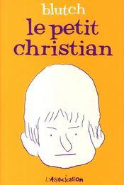 Le petit Christian t.1 - Couverture - Format classique