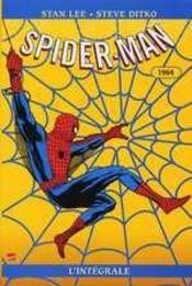 Spider-man ; intégrale t.2 ; 1964 - Intérieur - Format classique