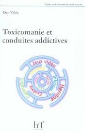 Toxicomanie et conduites addictives - Intérieur - Format classique