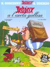 Astérix T.32 ; Asterix a l'escòla gallesa - Intérieur - Format classique