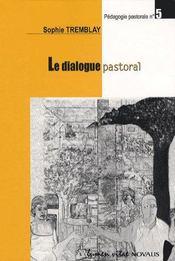 Le dialogue pastoral - Intérieur - Format classique