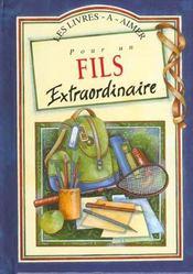 Pour Un Fils Extraordinaire - Intérieur - Format classique