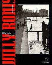 Willy ronis : 70 ans de declics - Couverture - Format classique
