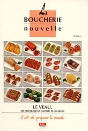 Boucherie Nouvelle T.3 ; Le Veau - Couverture - Format classique