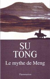 Le mythe de Meng - Couverture - Format classique