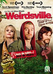 Weirdsville - Couverture - Format classique