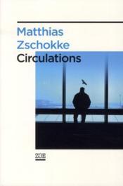 Circulations - Couverture - Format classique