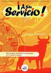 A su servicio - Couverture - Format classique