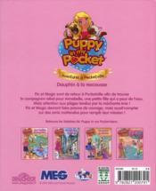 Puppy in my pocket ; dauphin à la rescousse - 4ème de couverture - Format classique