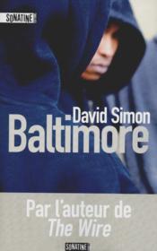 Baltimore - Couverture - Format classique