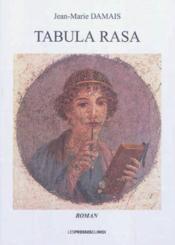 Tabula Rasa - Couverture - Format classique