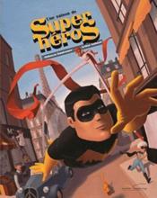 Super-héros - Couverture - Format classique