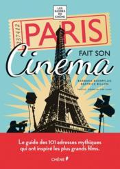 Paris fait son cinéma - Couverture - Format classique