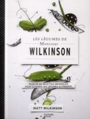 Les légumes de monsieur wilkinson - Couverture - Format classique