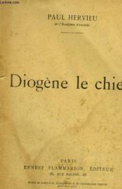 Diogene Le Chien. - Couverture - Format classique