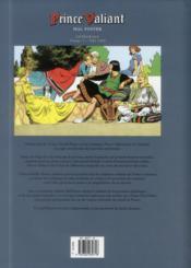 Prince Valiant ; intégrale t.3 ; 1941-1942 - 4ème de couverture - Format classique