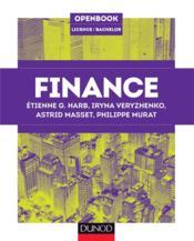 Finance - Couverture - Format classique