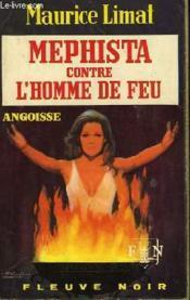 Mephista Contre L'Homme De Feu - Couverture - Format classique