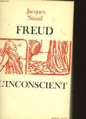 Freud L'Inconscient - Couverture - Format classique