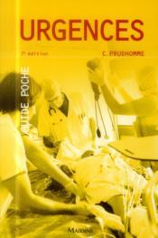 Urgences, 7e ed. - Couverture - Format classique