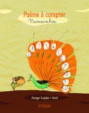 Poèmes à compter - Couverture - Format classique