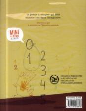 Poèmes à compter - 4ème de couverture - Format classique