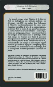 Les magistrats ouest-allemands font l'histoire ; la Zentrale Stelle de Ludwigsburg - Couverture - Format classique