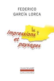 Impressions et paysages - Couverture - Format classique