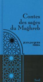Contes des sages du Maghreb - Couverture - Format classique