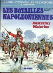 Batailles Napoleoniennes - Couverture - Format classique