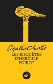 Les enquêtes d'Hercule Poirot - Couverture - Format classique