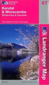 **Kendal & Morecambe - Couverture - Format classique