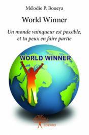World winner - Couverture - Format classique