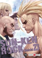 Sun-Ken Rock T.23 - Couverture - Format classique