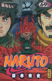 Naruto T.69 - Couverture - Format classique